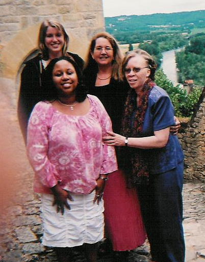 Beynac - Kecia, Courtie, Gertrude, Raven (2)